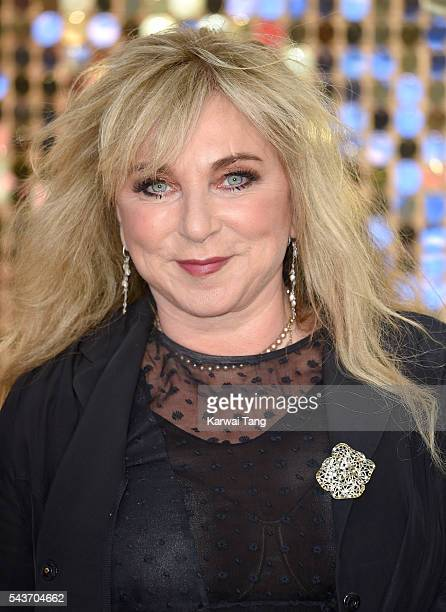 Helen Lederer attends the World Premiere of 'Absolutely Fabulous The Movie' at Odeon Leicester Square on June 29 2016 in London England