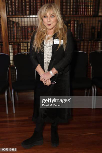 Helen Lederer attends The Writers' Guild Awards 2018 held at Royal College Of Physicians on January 15 2018 in London England