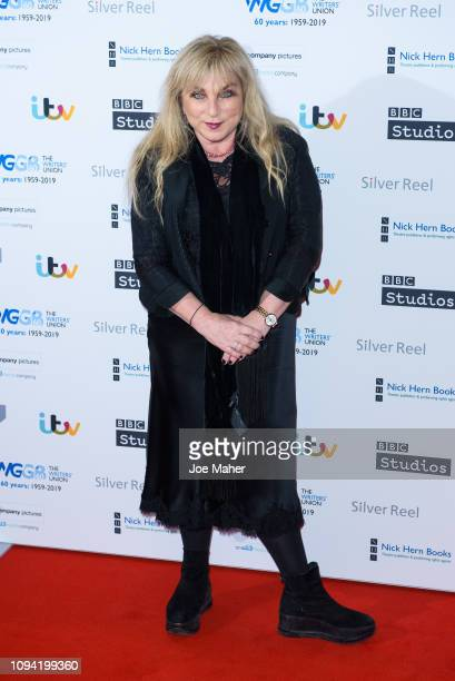 Helen Lederer attends the Writers' Guild Awards 2019 held at Royal College Of Physicians on January 14, 2019 in London, England.