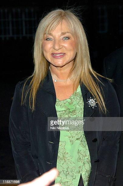 Helen Lederer during Hell's Kitchen II Day 1 Arrivals April 17 2005 at ITV Studios in London Great Britain