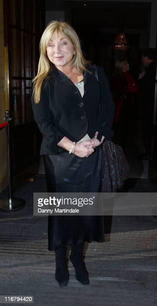Helen Lederer during Tesco Magazine Mum Of The Year Award Outside Arrivals in London Great Britain