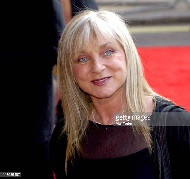"""Helen Lederer during The Royal Gala Charity Performance of """"Mamma Mia!"""" at Prince of Wales Theatre in London, Great Britain."""