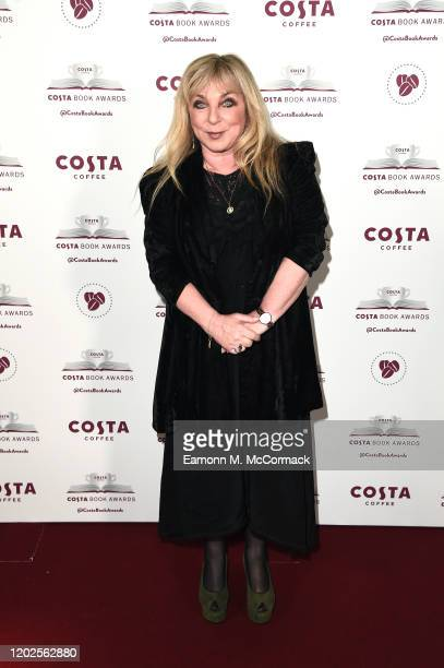 Helen Lederer pictured tonight at the Costa Book Awards at Quaglino's on January 28, 2020 in London, England.