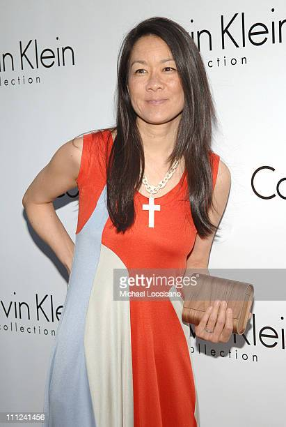 """Helen Lee Schifter during Calvin Klein, Inc. And Bryan Adams Host the Launch of His New Photography Book """"American Women"""" at The Calvin Klein..."""