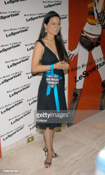 Helen Lee Schifter during Gwen Stefani - L.A.M.B. For LeSportsac in New York City.