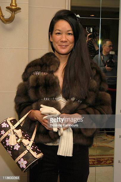 Helen Lee Schifter during Lancome Paris Launch of Resolution at Bar Seine in New York City, New York, United States.