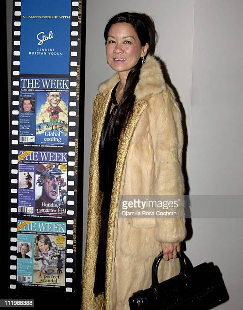 """Helen Lee Schifter during The Week presents the Grand Classics screening of """"Darling"""", hosted by Sofia Coppola at Soho House in New York City, New..."""