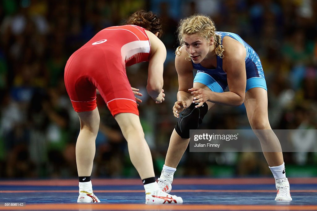 Wrestling - Olympics: Day 13 : News Photo