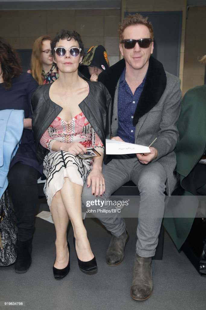 Temperley London - Front Row - LFW February 2018