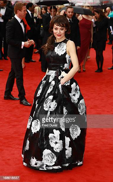 Helen McCrory attends the Arqiva British Academy Television Awards 2013 at the Royal Festival Hall on May 12, 2013 in London, England.
