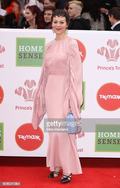 Helen McCrory attends 'The Prince's Trust' and TKMaxx with Homesense Awards at London Palladium on March 6 2018 in London England