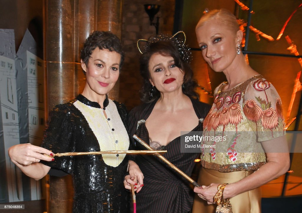 Save The Children's Magical Winter Gala : News Photo