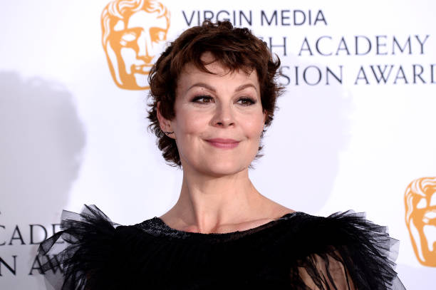 GBR: Actress OBE Helen McCrory Dies Aged 52