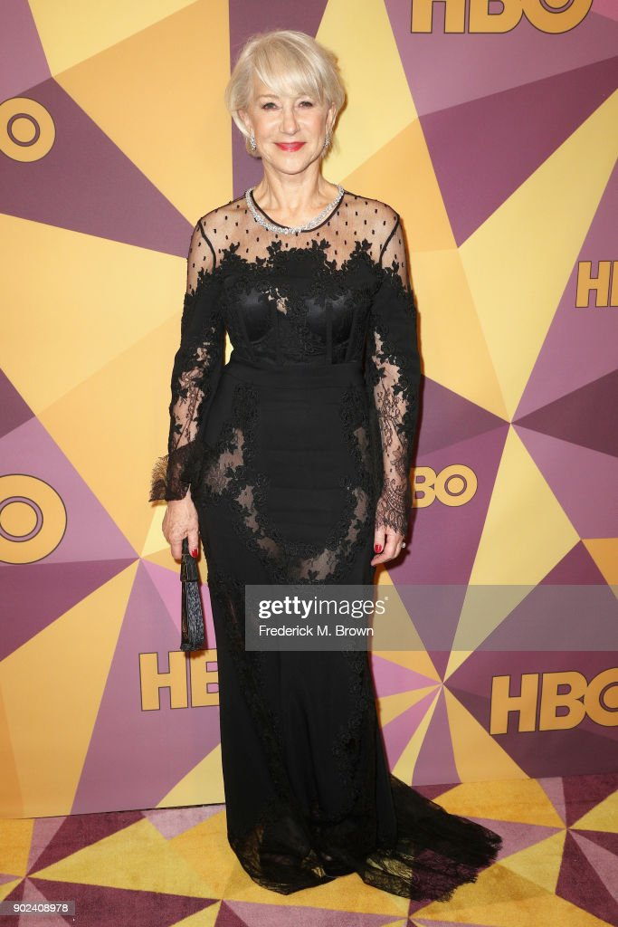 HBO's Official Golden Globe Awards After Party - Arrivals : News Photo