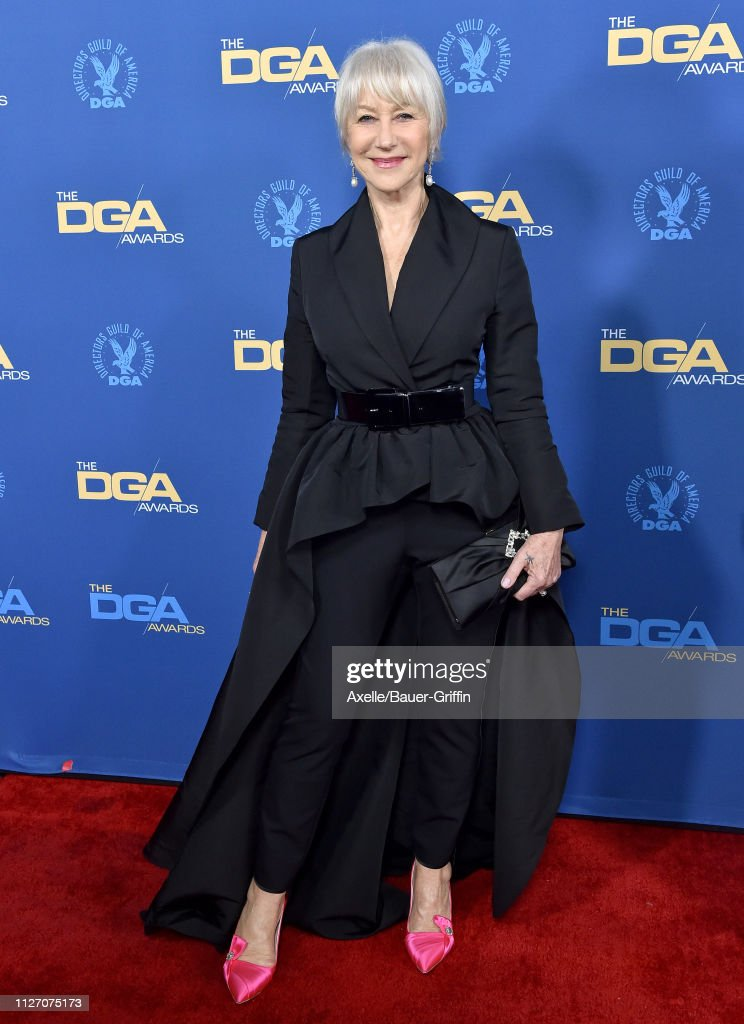 71st Annual Directors Guild Of America Awards - Arrivals : News Photo