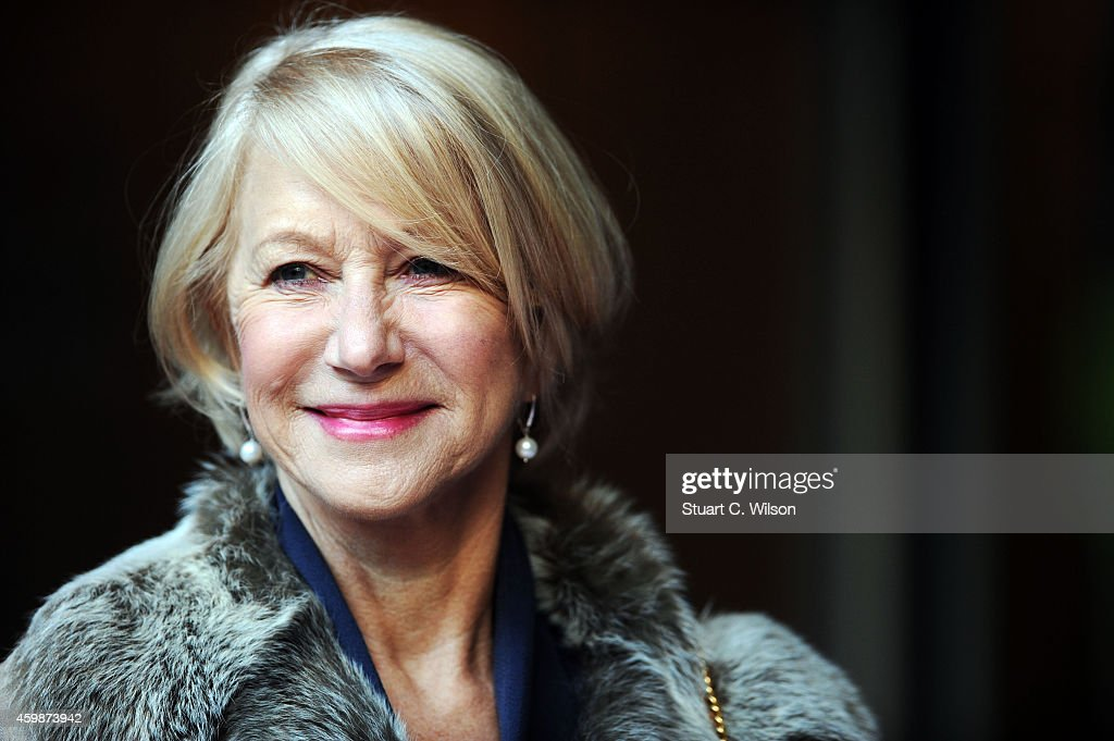 Helen Mirren attends The Annual ICAP Charity Day at ICAP on December 3, 2014 in London, England.
