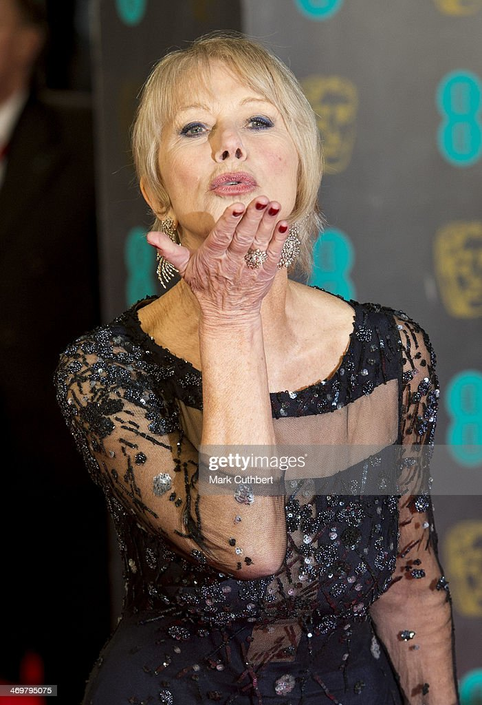 Helen Mirren attends the EE British Academy Film Awards 2014 at The Royal Opera House on February 16, 2014 in London, England.