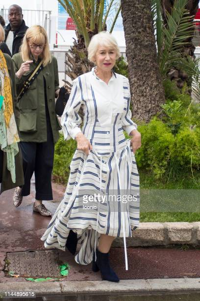 FRA: Celebrity Sightings At The 72nd Annual Cannes Film Festival - Day 6