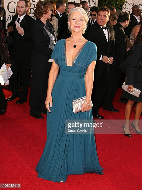 Helen Mirren nominee for Best Performance by an Actress in a Motion Picture Drama for The Queen Best Performance by an Actress in a MiniSeries or...