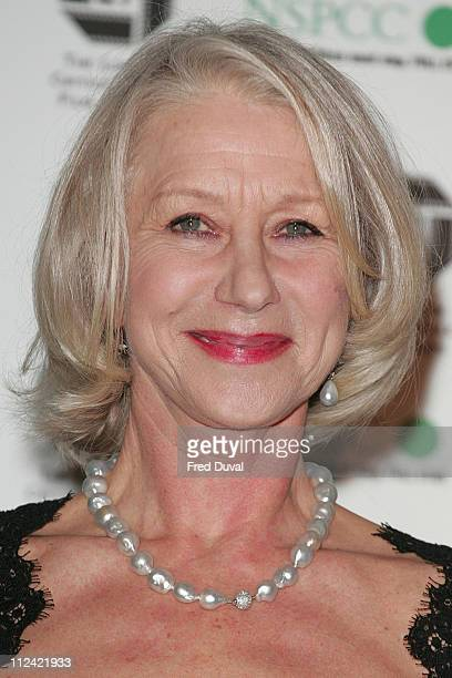 Helen Mirren, who won British Actress of the Year for her portrayal of The Queen