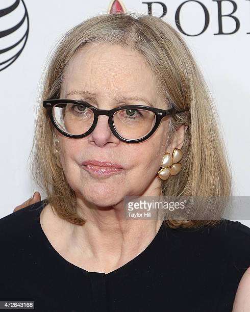 Helen Morris attends the closing night screening of Goodfellas during the 2015 Tribeca Film Festival at Beacon Theatre on April 25 2015 in New York...