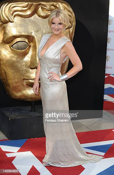 Helen Skelton attends the Arqiva British Academy Television Awards at the Royal Festival Hall on May 27 2012 in London England