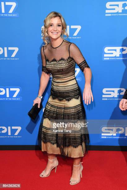 Helen Skelton attends the BBC Sports Personality of the Year 2017 Awards at the Echo Arena on December 17 2017 in Liverpool England