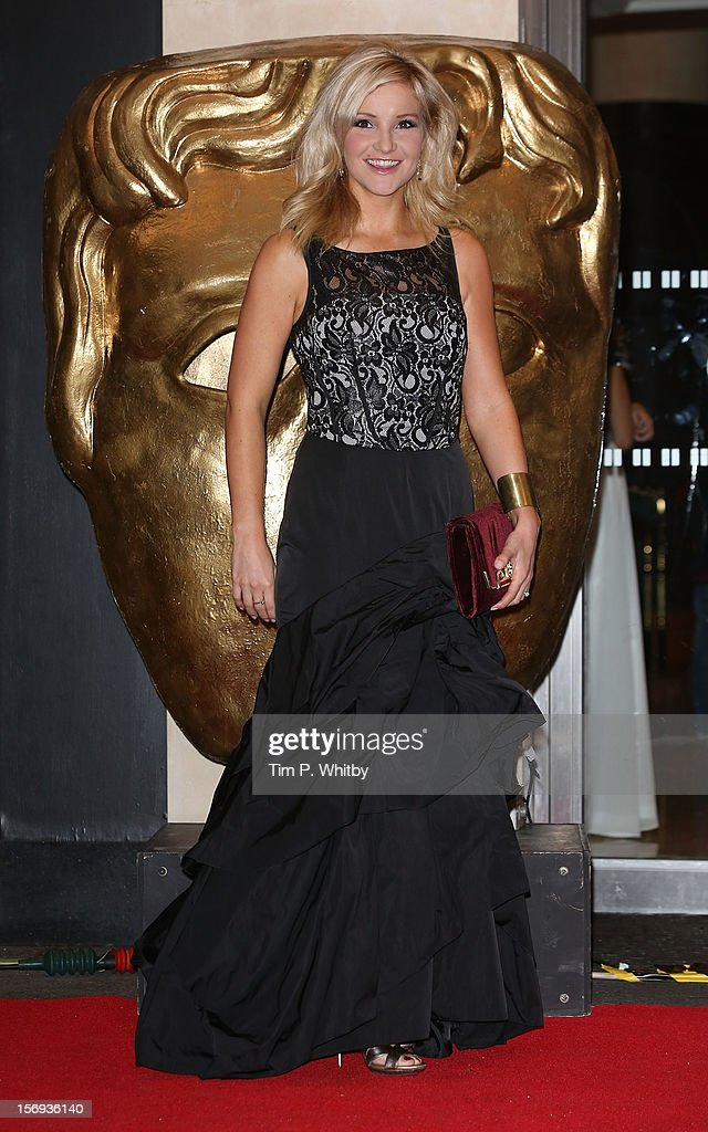 Helen Skelton attends the British Academy Children's Awards at London Hilton on November 25, 2012 in London, England.