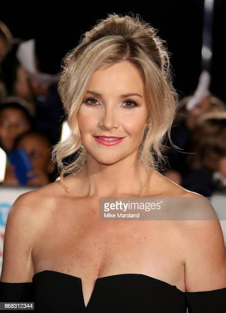 Helen Skelton attends the Pride Of Britain Awards at Grosvenor House on October 30 2017 in London England