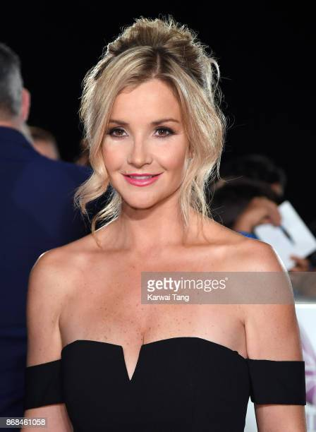 Helen Skelton attends the Pride Of Britain Awards at the Grosvenor House on October 30 2017 in London England