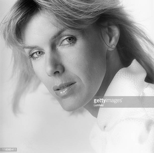 Helen Stewart Scottish wife of retired racing driver Sir Jackie Stewart 1st December 1980