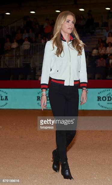 Helen Svedin attends the Madrid Horse Week 2017 at IFEMA on November 25 2017 in Madrid Spain