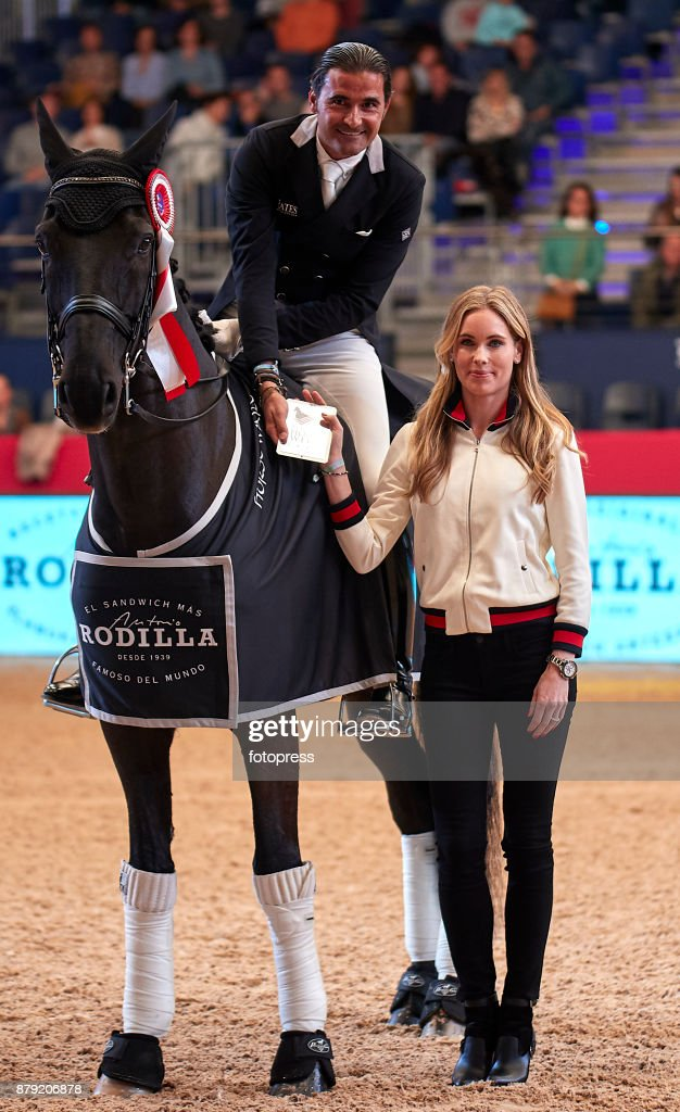 Day 3 - Madrid Horse Week 2017 : News Photo