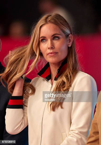 Helen Svedin attends the Madrid Horse Week 2017 at IFEMA on November 25 2017 in Madrid Spain