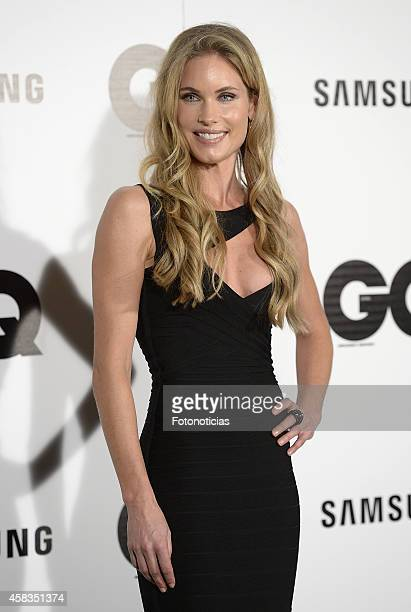 Helen Swedin attends the GQ 2014 Men of the Year Awards ceremony at the Palace Hotel on November 3 2014 in Madrid Spain