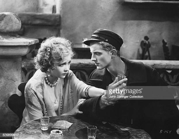 Helen Twelvetrees as Frankie and Phillips Holmes as Dan in the 1930 film Her Man