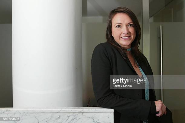 Helen Vines Partner at Holding Redlich 9 December 2005 AFR Picture by JESSICA SHAPIRO