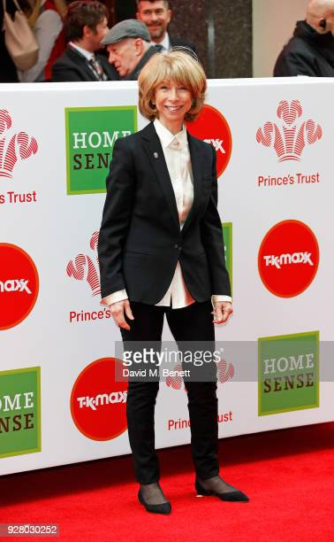 Helen Worth attends 'The Prince's Trust' and TKMaxx with Homesense Awards at The London Palladium on March 6, 2018 in London, England.