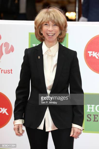 Helen Worth attends 'The Prince's Trust' and TKMaxx with Homesense Awards at London Palladium on March 6, 2018 in London, England.
