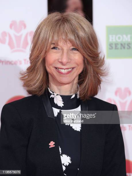 Helen Worth attends The Prince's Trust, TKMaxx and Homesense Awards at The Palladium on March 13, 2019 in London, England.