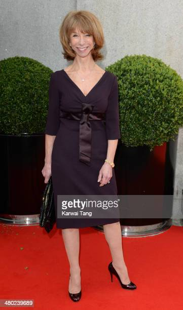 Helen Worth attends the Tesco Mum of the Year awards at The Savoy Hotel on March 23 2014 in London England