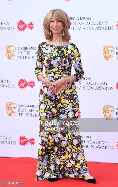 Helen Worth attends the Virgin Media British Academy Television Awards 2019 at The Royal Festival Hall on May 12, 2019 in London, England.