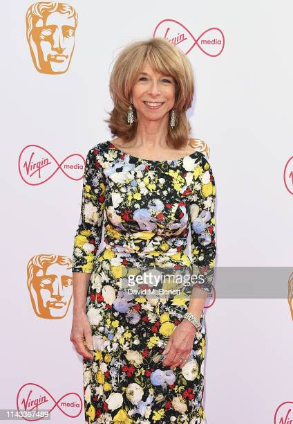 Helen Worth attends the Virgin Media British Academy Television Awards at The Royal Festival Hall on May 12, 2019 in London, England.