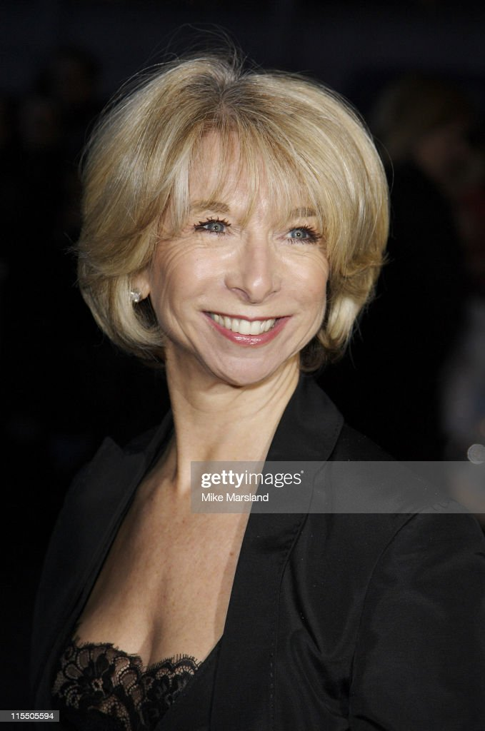 Helen Worth during 2006 Laurence Olivier Awards - Outside Arrivals at London Hilton in London, Great Britain.