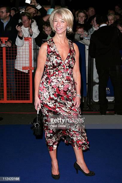 Helen Worth during National Television Awards 2005 at Royal Albert Hall, London in London, United Kingdom.