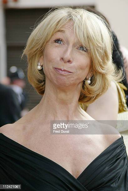 Helen Worth during The Royal Gala Charity Performance of Mamma Mia at Prince of Wales Theatre in London Great Britain