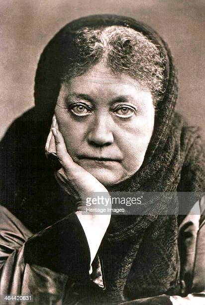 Helena Blavatsky Russian author and founder of Theosophy 1889 Helena Blavatsky Russian author and founder of Theosophy 1889 Helena Blavatsky...