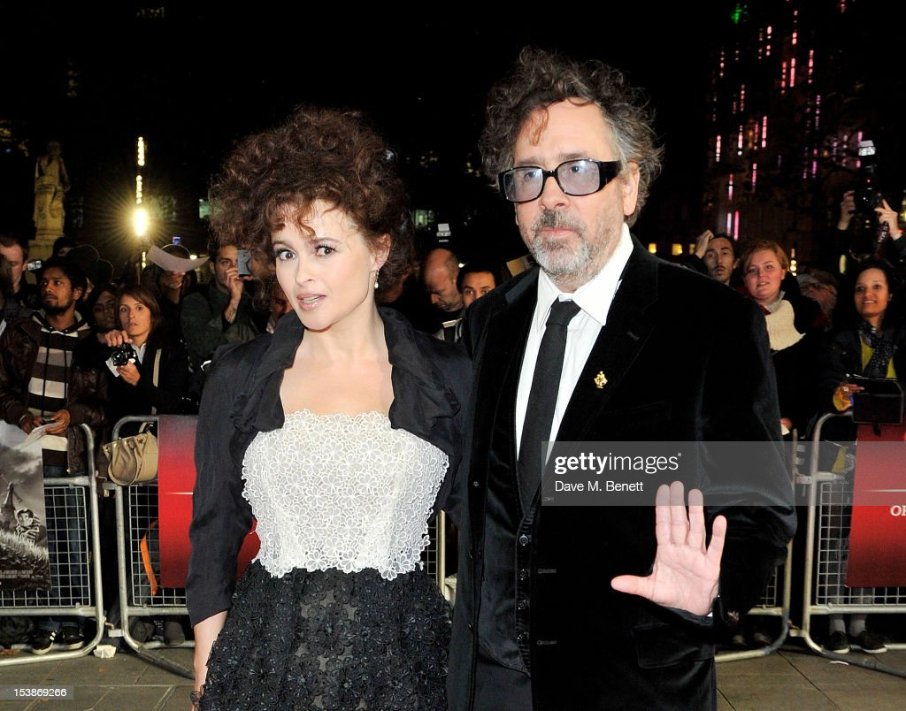 56th BFI London Film Festival Opening Film: Frankenweenie - Inside Arrivals