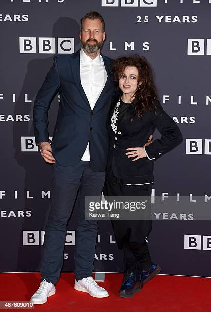 Helena Bonham Carter attends the BBC Films' 25th Anniversary Reception at BBC Broadcasting House on March 25 2015 in London England
