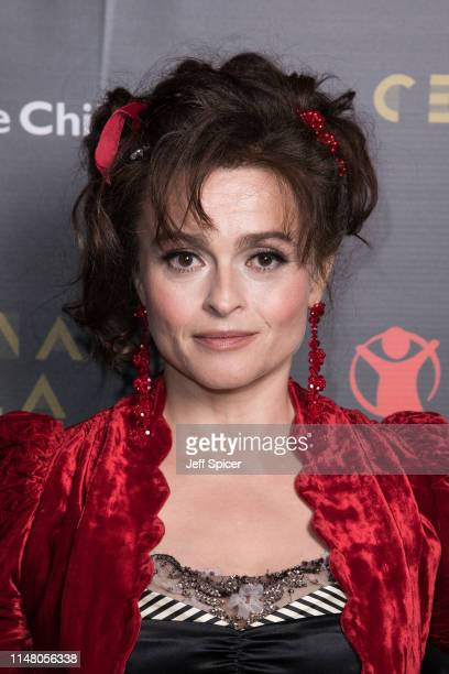 Helena Bonham Carter attends the Save The Children: Centenary Gala at The Roundhouse on May 09, 2019 in London, England.